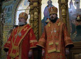 Епископы Илия и Силуан