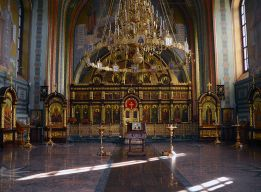 Храм прп. Серафима