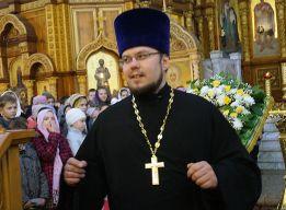 Отец Олег СТРУЧКОВ
