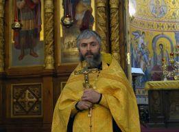 Отец Валерий МАКУШКИН