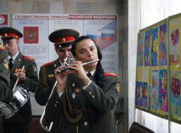 Флейтистка