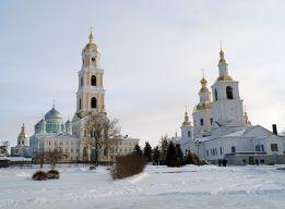 Зимнее Дивеево