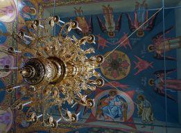 Роспись главного свода