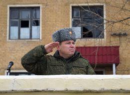 Полковник Сергей БАСОВ