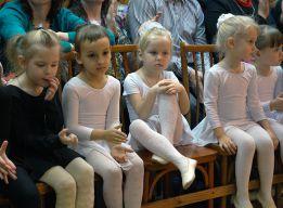 Будущие балерины