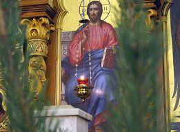 Христос в сосенках