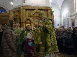 Помазание святого елея