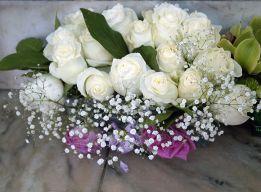 Пасхальные розы
