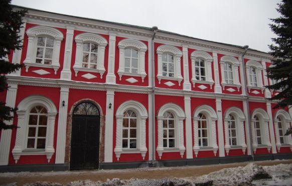 Александро-Невская церковь современный вид