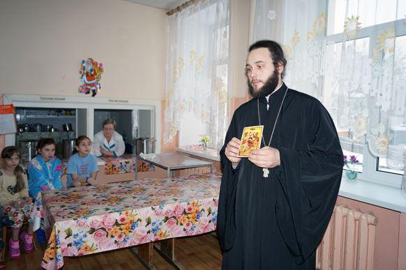 Социальная работа в Церкви