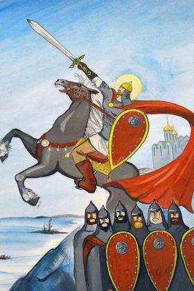 С верой православной