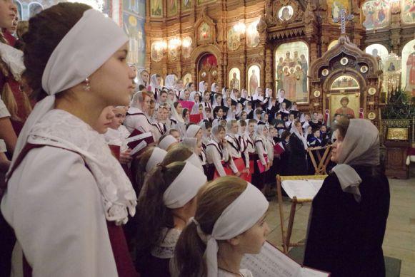 Пасхальные праздники в Нижнем Новгороде