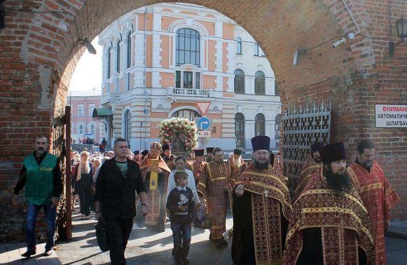 Новости православного молодёжного движения в Сормове