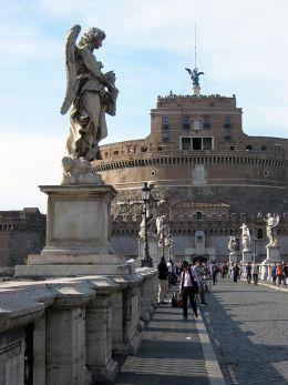 Замок святого Ангела с Риме