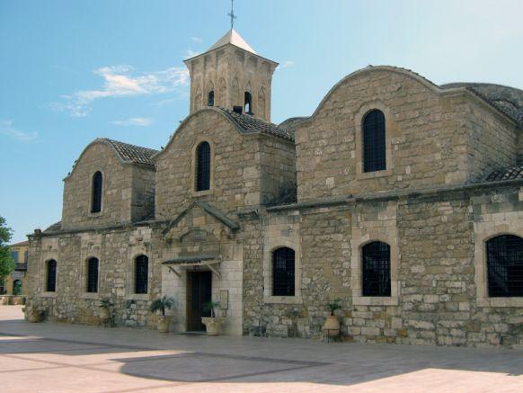Церковь св. Лазаря в Ларнаке, Кипр.