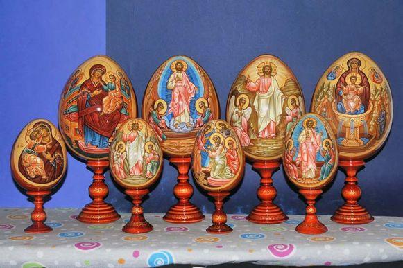 Пасхальные традиции Церкви