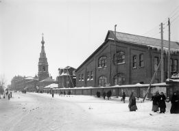Сормово. Александро-Невская улица