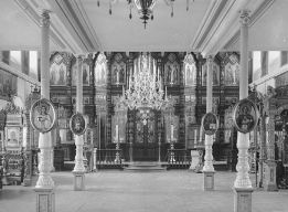 Интерьер Александро-Невской церкви