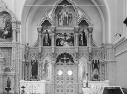 Иконостас Никольского придела Сормовского собора