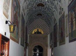 Интерьеры монастыря