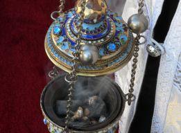Кадило - символ молитвы