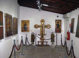 Музей св. Лазаря. Иконы
