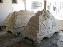 Саркофаги - ларнаксы