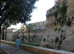 Бари. Старинная крепость