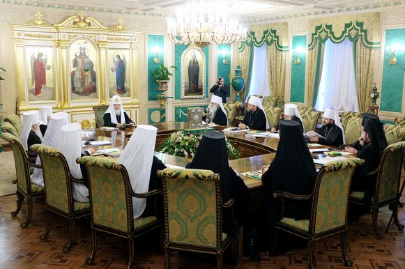 Документы высшего руководства РПЦ