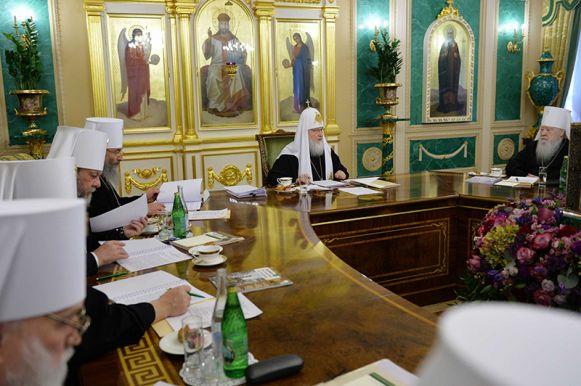 Руководство Русской Православной Церковью