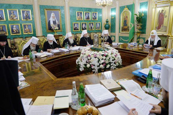 Документы Архиерейских соборов Церкви