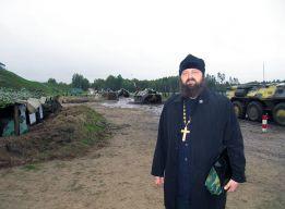 Отец Виктор Ильичёв