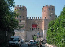 Ворота Сан-Себастьяно