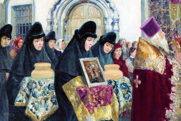 Обычаи Православной Церкви