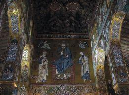 Мозаики капеллы Палатино