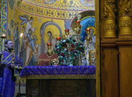 Святой Крест на Престоле
