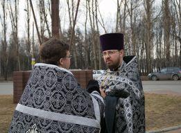 Отец Дионисий Краснопёров