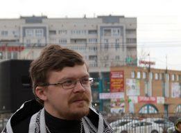 Отец Сергий Ериськин