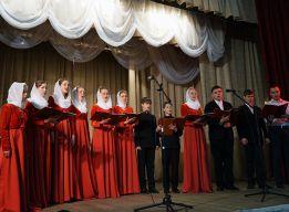 Хор Гнилицкой гимназии