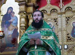 Отец Андрей Нагавицин