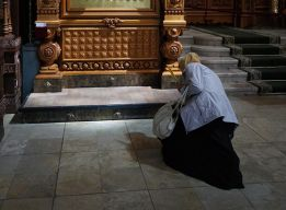 У нижегородских святых
