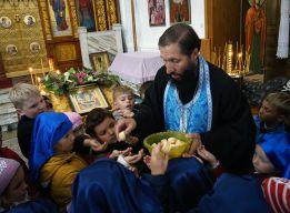 Просфора - святой хлеб