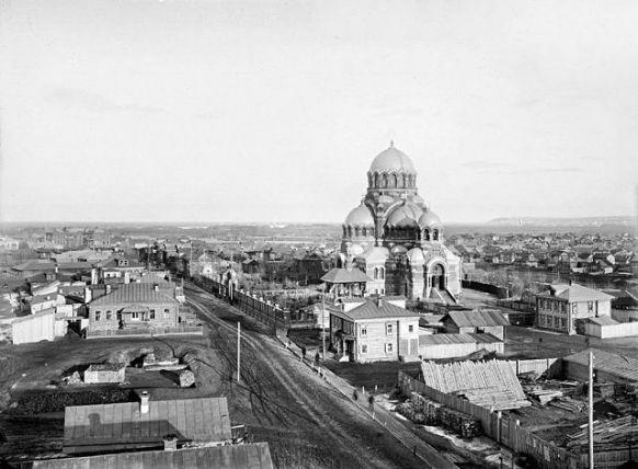 Сормовский собор в начале ХХ века