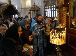 Освящение свеч