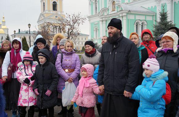 Паломничество в православной гимназии