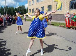 Танец Платочки