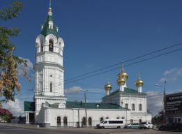 Троицкая церковь в Копосове