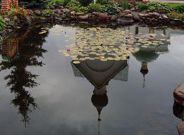 Купола в воде
