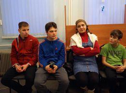 Семья Вишенка