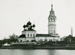 Троицкая церковь, начало XX в.